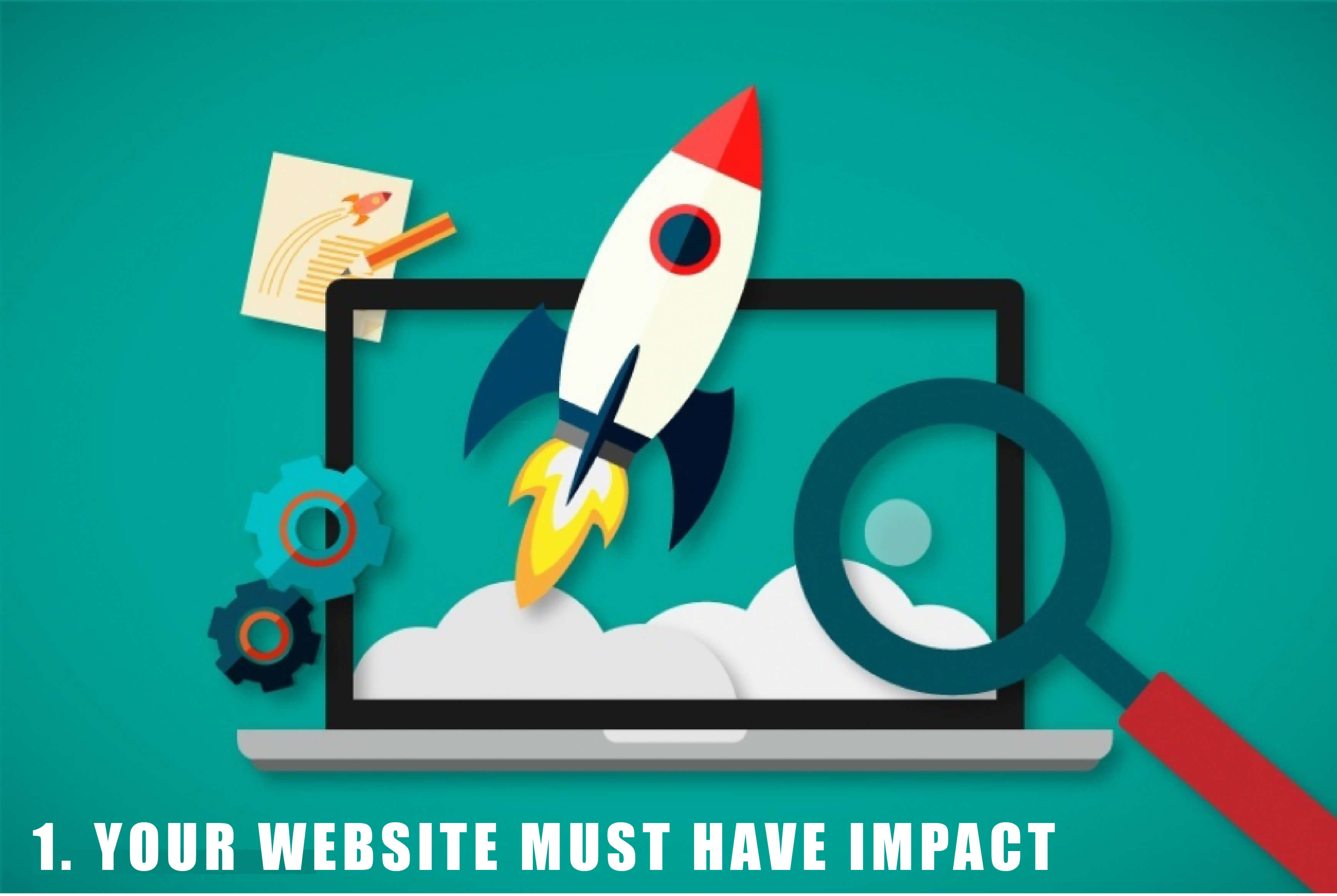 5 ways to build a digital presence for your business - website impact